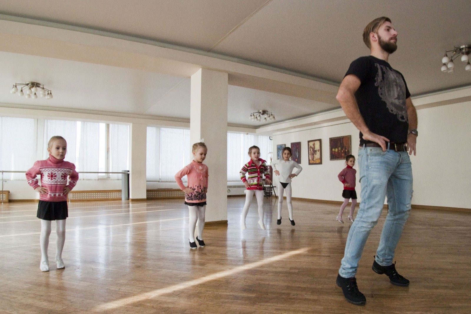 Видео уроки танцев для детей 10 лет